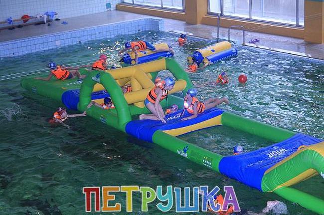 Лагерь Петрушка