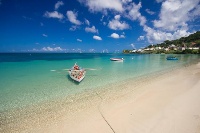 Пляж Grande Anse