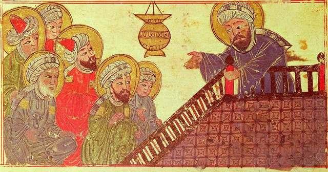 Проповедь Мухаммада