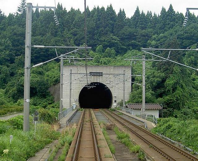 Японский тоннель Сейкан
