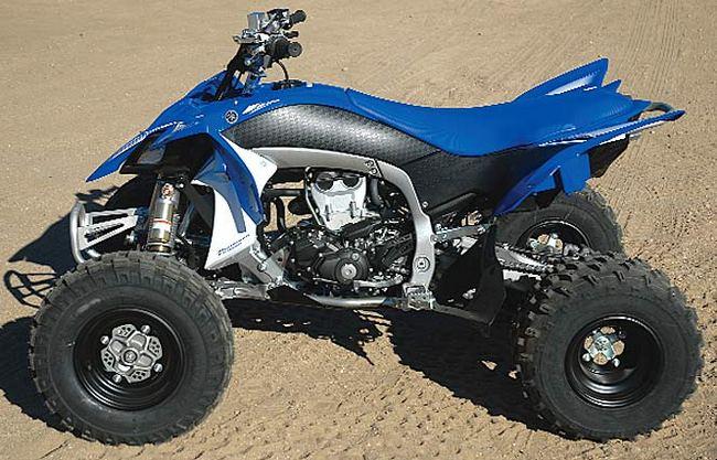 Квадроцикл Yamaha YFZ 450R