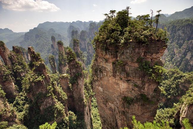 Парк Чжанцзяцзе (Китай)