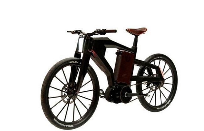 Велосипед Black Trail от PG-Bikes