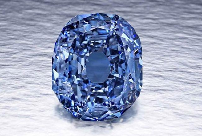 Бриллиант Der Blaue Wittelsbacher