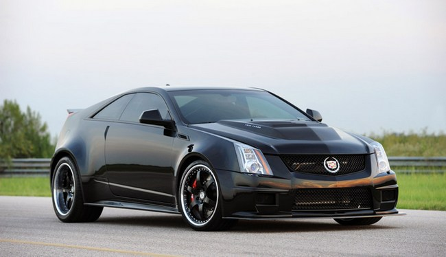 Hennessey VR1200 TwinCadillac CTS-V Coupe