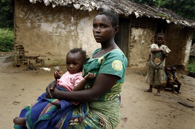 Конго-Киншаса (ДРК)
