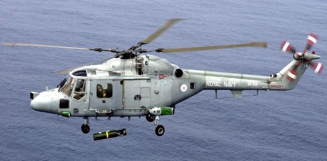 Вертолет Westland Lynx