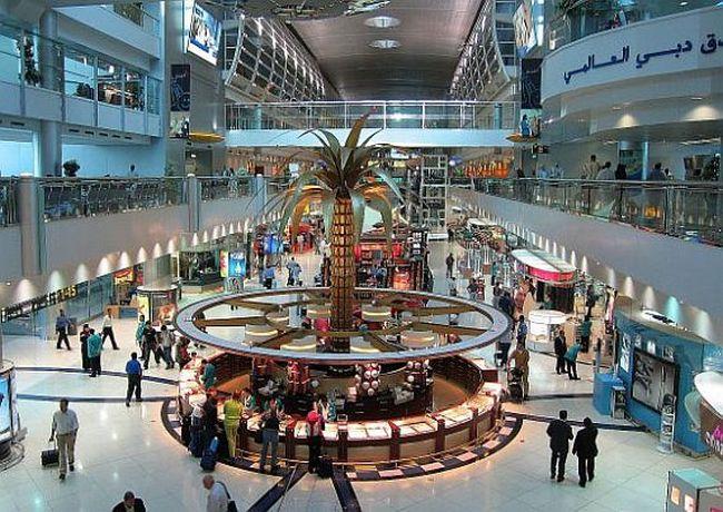 Торговый центр Dubai Mall внутри