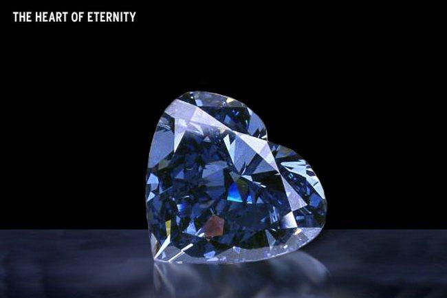 Бриллиант The Heart of Eternity