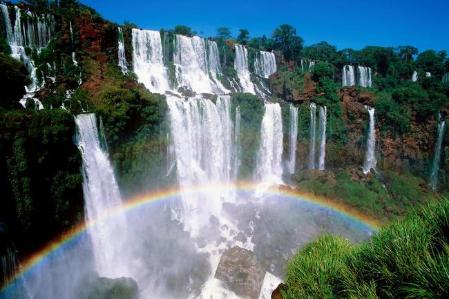 Парк Игуасу (Аргентина-Бразилия)