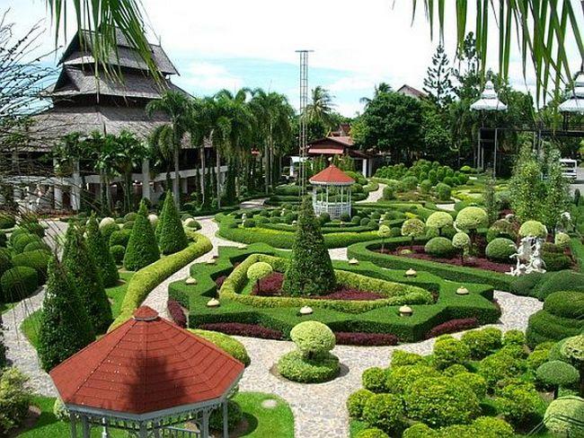 Парк Нонг Нуч (Таиланд)