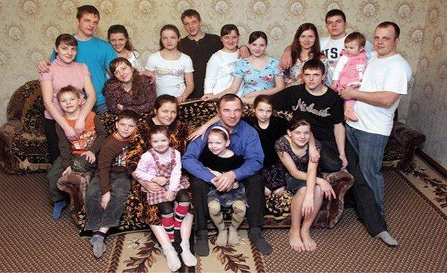 Семья Елены Шишкиной