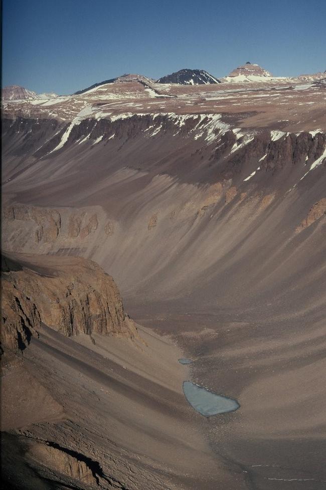 сухие долины
