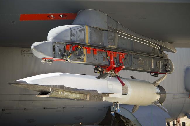 Американская ракета X-51F Waverider