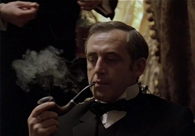Шерлок Холмс в исполнении Ливанова