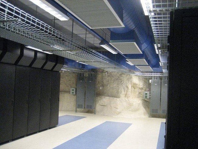 Пенсильванский подземный дата-центр компании Iron Mountain