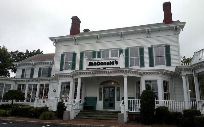 Макдональдс в штате Нью-Йорке