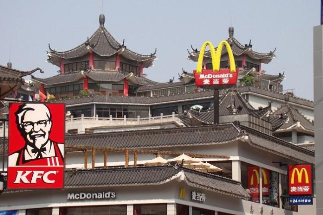 Макдональдс в Китае