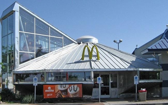 Макдональдс в Нью-Мексико