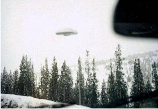 НЛО в Карелии
