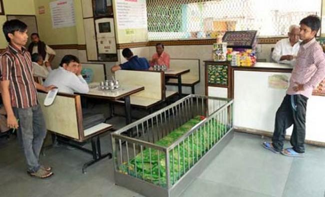 Ресторан New Lucky в Ахмадабаде