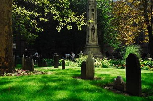 Западное кладбище в Одессе