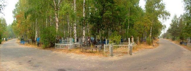 Нижегородское Новосормовское кладбище