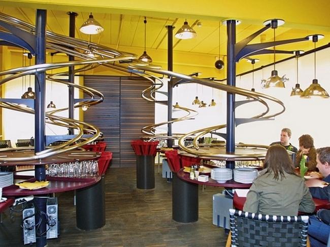 Ресторан s'Baggers в Нюрнберге