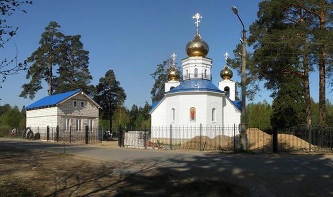 Северное кладбище в Санкт-Петербурге