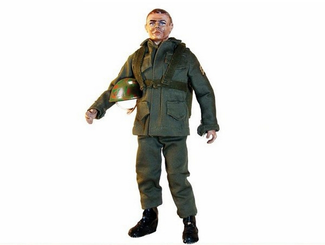 Солдатик G.I.Joe