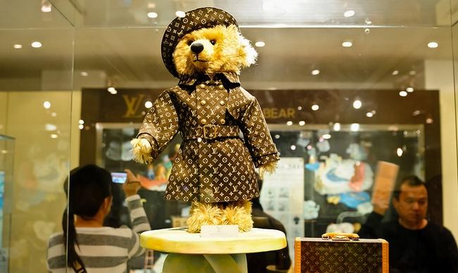Мишка Тедди  от Steiff