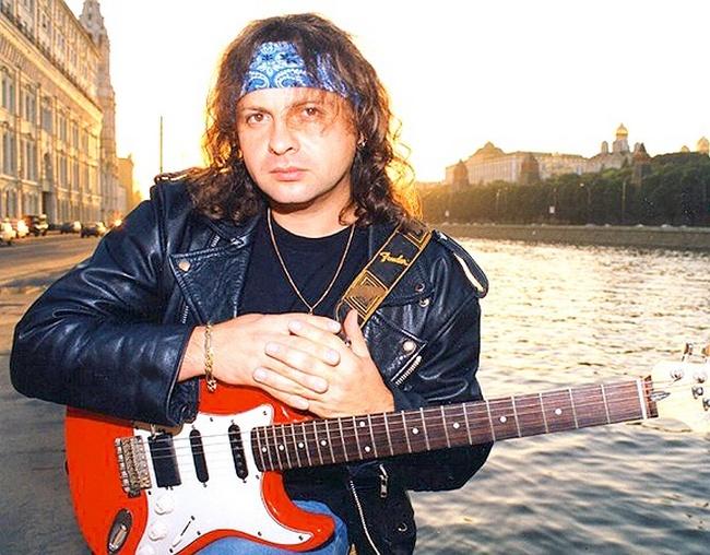 Самый быстрый гитарист в мире Виктор Зинчук
