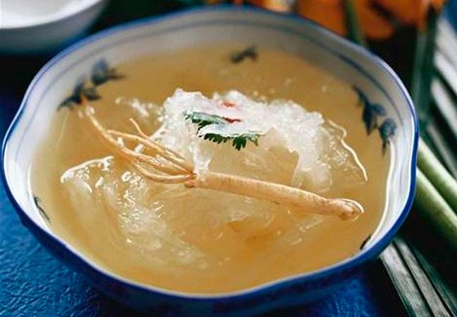 Суп из птичьего гнезда, Юго-Восточная Азия