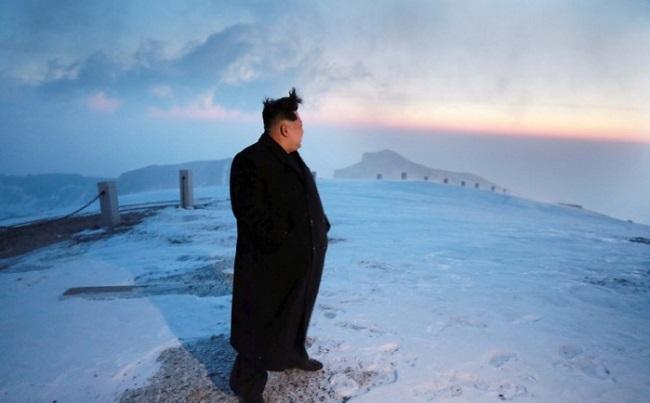 Гора Пэкту и Ким Чен Ын