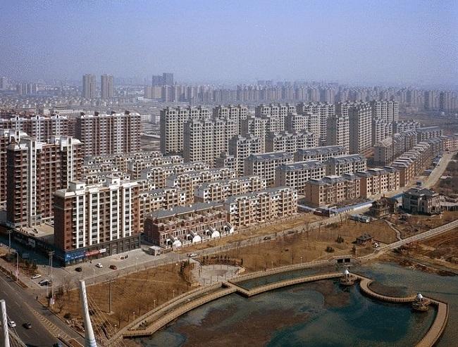 Инкоу в Китае