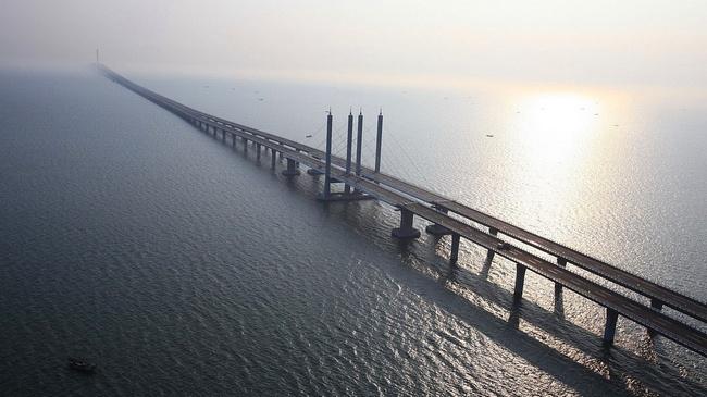 Мост Хэнчжоу Бей