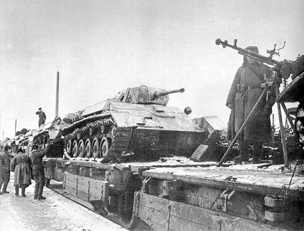 Операция советских разведчиков под Сталинградом