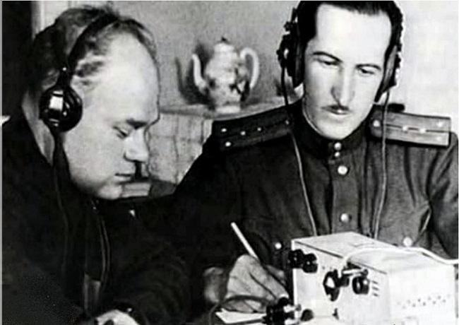 Операция советской разведки «Монастырь»