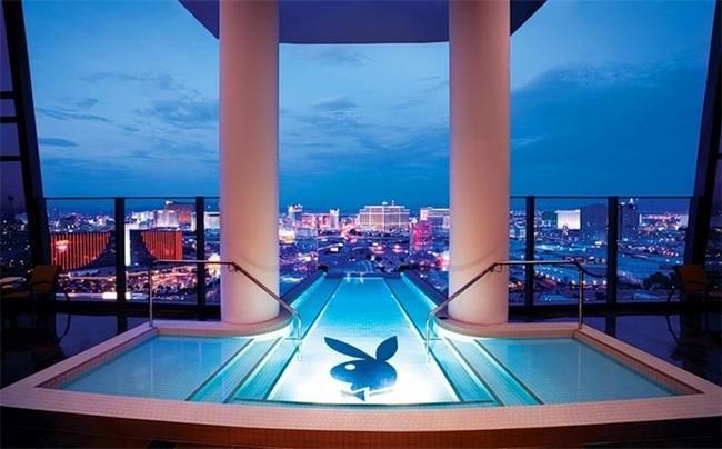 Hugh Hefner Sky Villa в Лас-Вегасе