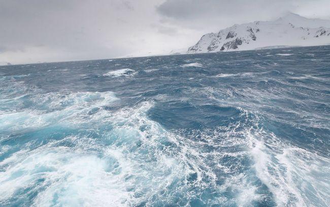 Пролив Дрейка и острова