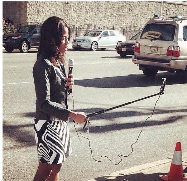 Тестирование устройства для фотографирования на репортерах