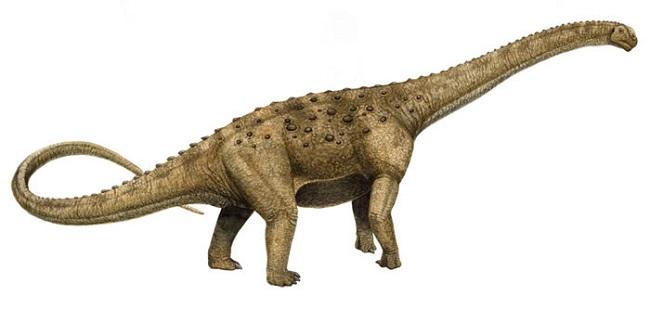Ульяновский Титанозавр