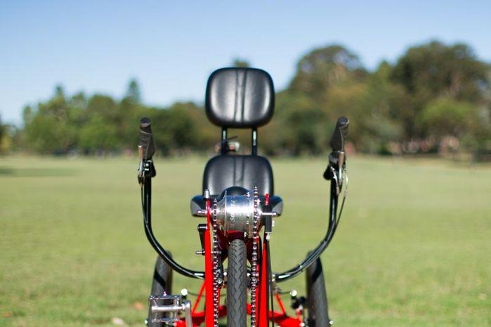 Велосипед Trivek