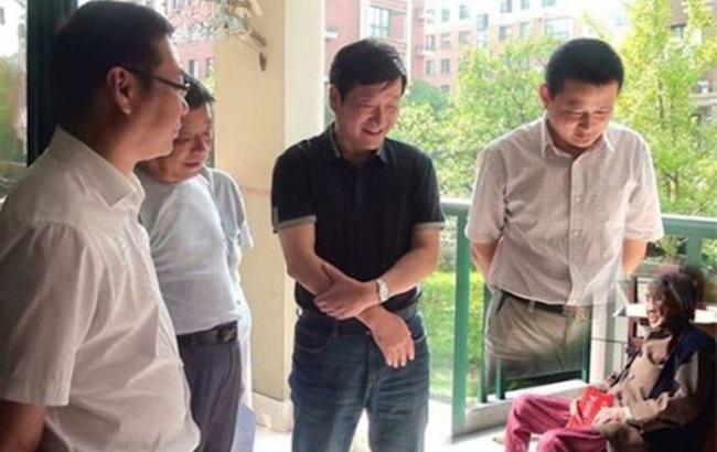 Власти и долгожительница из Китая