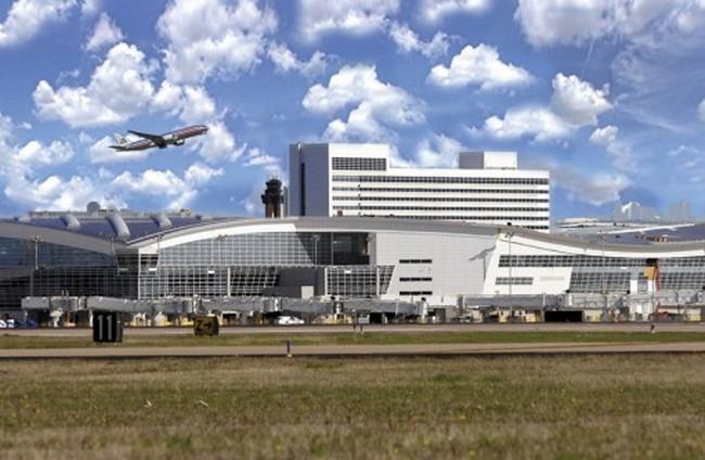 Международный аэропорт Далласа