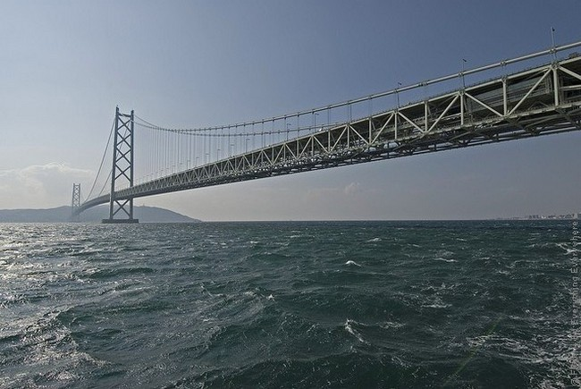 Подвесной мост Акаси-Кайкё