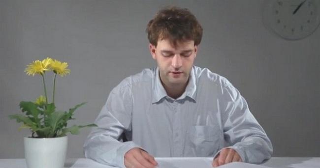 Редактор Д.Голубовский зачитывал самое длинное слово больше трех часов