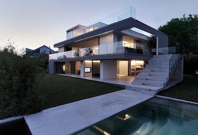 Самый дорогой в мире дом находится в Швейцарии