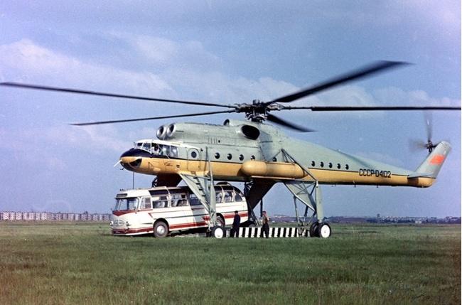 Вертолет Ми/10