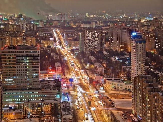 Улица Профсоюзная в Москве
